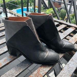 Jeffrey Campbell ankle boots size 7.5